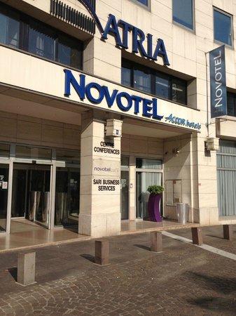 Novotel Paris Sud Porte de Charenton: Entrée