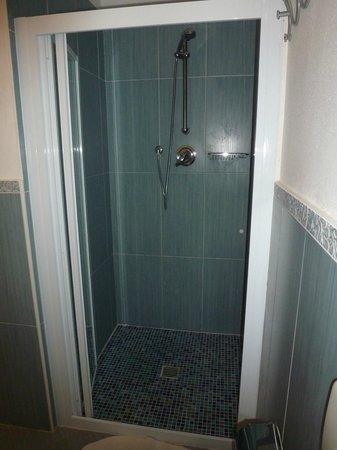 Vacanze in: Appartamento Acquamarina - La doccia