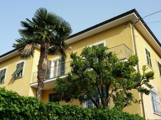 Vacanze In - La facciata della casa