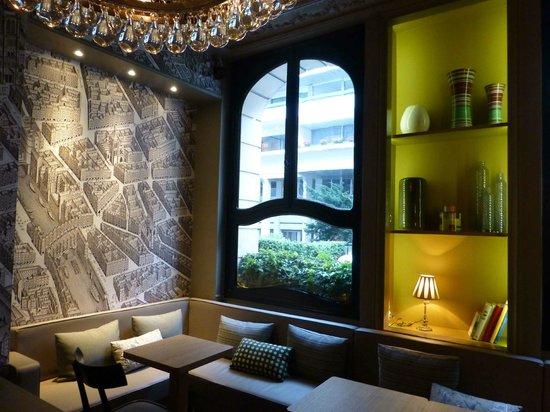 Hôtel Louison : Breakfast room