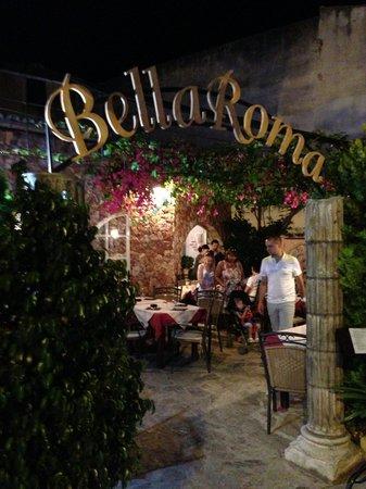 Bella Roma: Night view