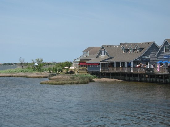 Duck Town Boardwalk Blue Point Restaurant