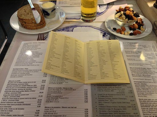 Au Vieux Saint Martin : Quick French lessons for hungry people