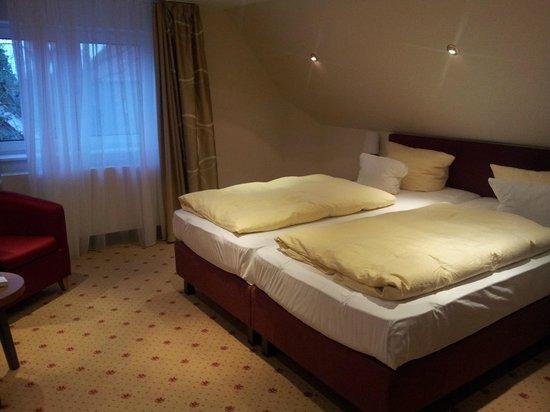 Romantik Hotel Reichshof: Zimmer