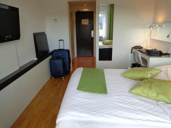Elite Hotel Arcadia: Habitación