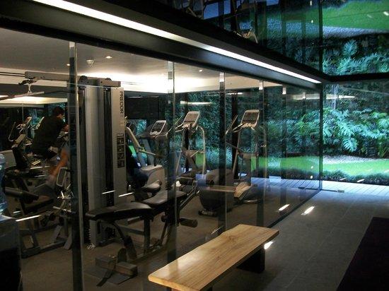 Las Suites : Gym