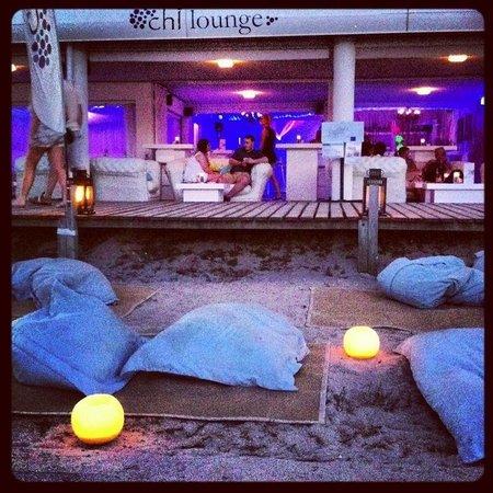 Chi Lounge Mallorca: Chi by night