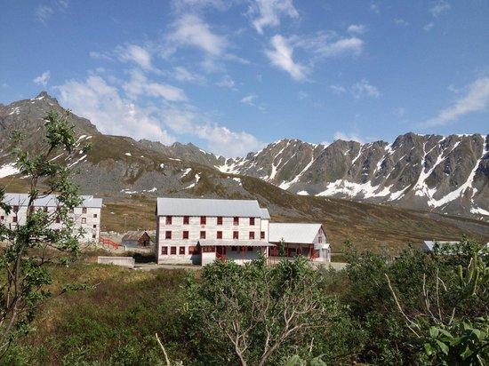 Hatcher Pass Bed & Breakfast: Gold Mine at Hatcher Pass