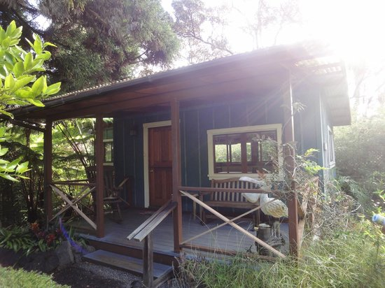 Volcano Country Cottages: Ohelo Berry Cottage