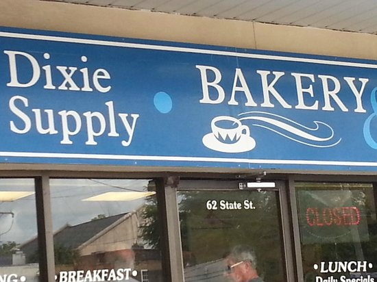 Dixie Supply Bakery & Cafe: Dixie Bakery