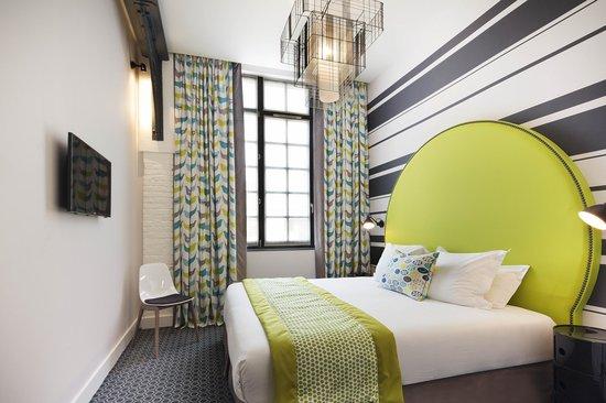Hotel Fabric : Superior Room