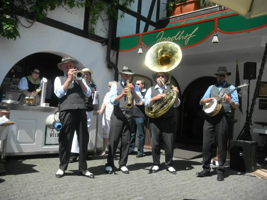 "Relais & Chateaux Hotel Jagdhof Glashuette : ""New Orleans"" Style Jazz Band"