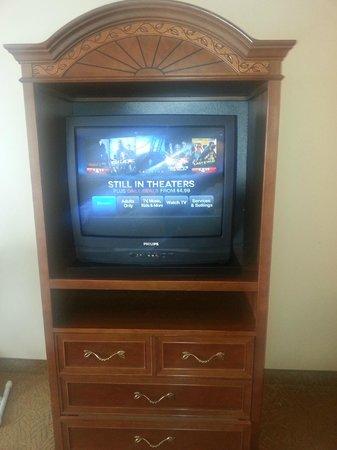 Sam's Town Hotel & Gambling Hall : Ancient TV