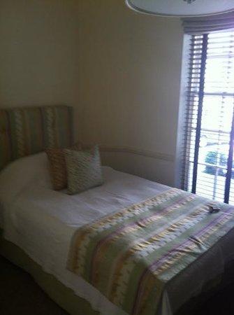 Durrants Hotel: single room on ground floor
