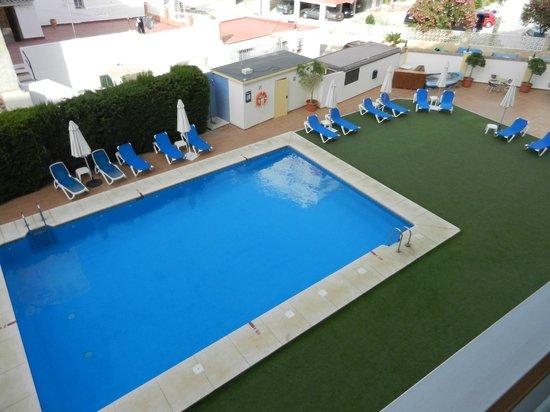 BQ Andalucia Beach Hotel: piscina