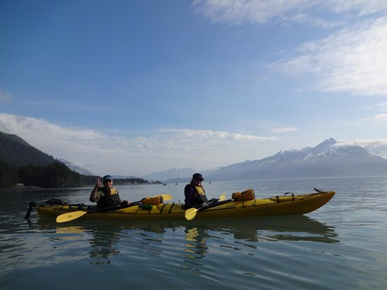 Bear Paw Lodge: 1/2 day trip on Resurrection Bay