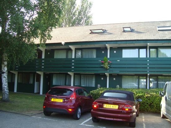 Ibis Coventry South: Motel like but cosy