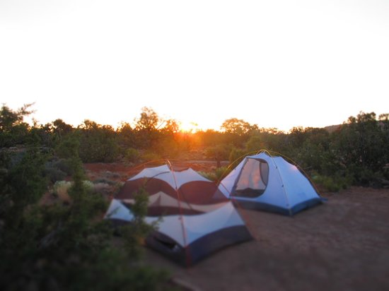 Horsethief Campground