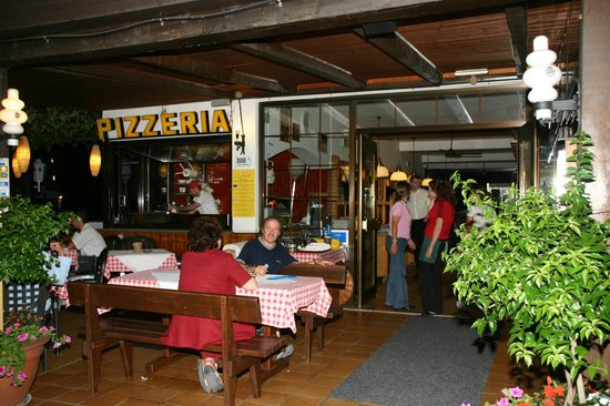 Pizzeria Bavaria : Foto del bavaria