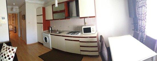 Masal Apart: Cocina / Kitchen