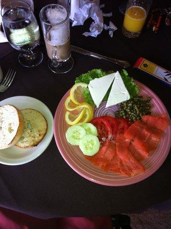 Poco Diablo Resort: Breakfast amazing.