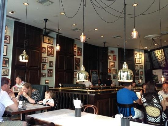 Dishoom decor picture of covent garden london