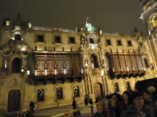 Discovering Peru: LIMA