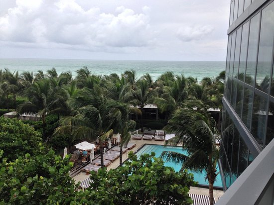 W South Beach: A view that's hard to beat