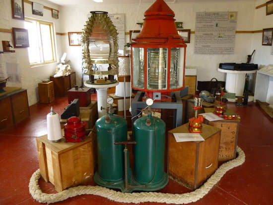 Cape Borda Lightstation: Treasures from the land and sea