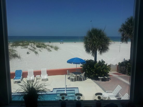 Miramar Beach Resort: View from our room