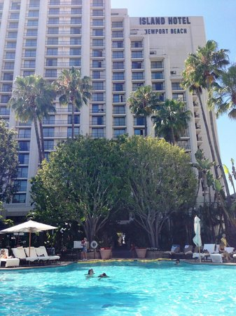 Fashion Island Hotel Newport Beach Pool