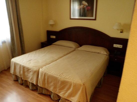 Tierras de Jerez: Habitacion del hotel
