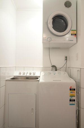 Allure Lodge Paihia : Apartment Laundry