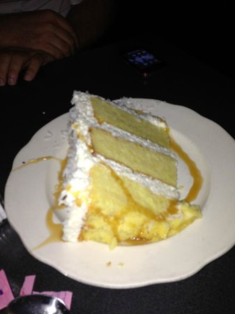Hayes Barton Cafe and Dessertery : coconut cake