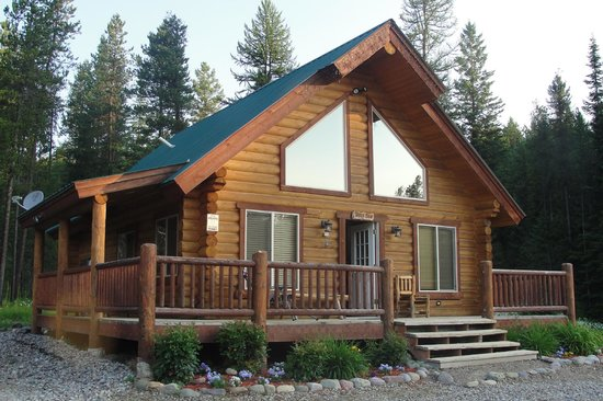 The Great Bear Inn: our cabin