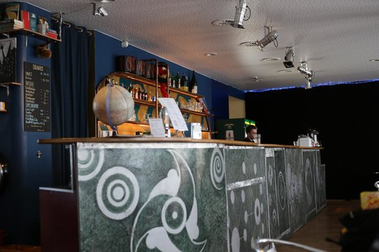 Heart of Gold Hostel: Bar