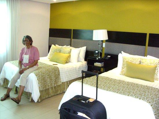 The Saba Hotel: Room #305