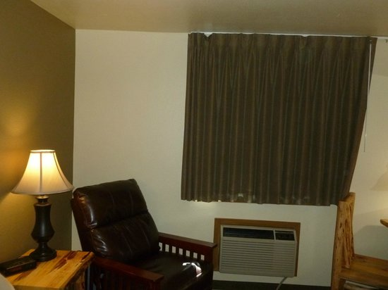 FairBridge Inn & Suites - Sandpoint : Our room