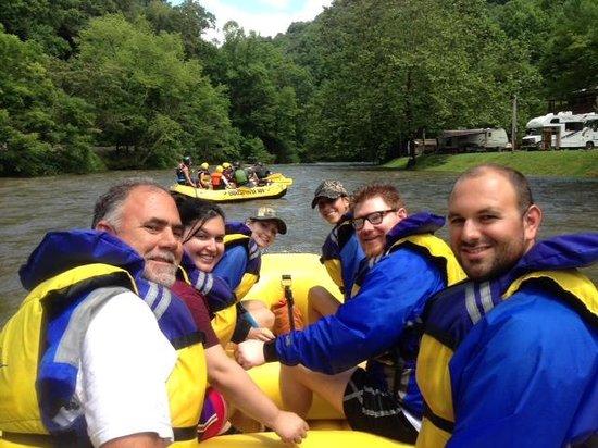 Endless River Private Adventures : Fun Rafting Trip
