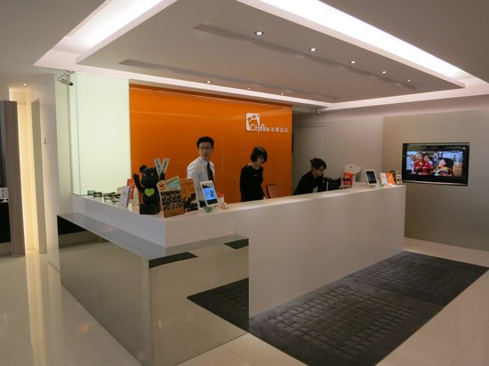 CityInn Hotel - Taipei Station Branch III: Front Desk