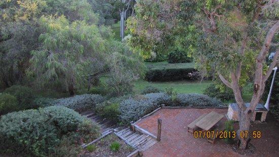 Seashells Yallingup : Garden View and BBQ