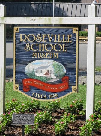 Byram, NJ : Historic School