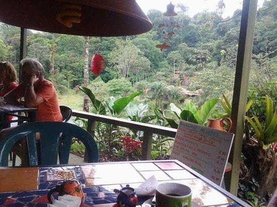 Restaurante Caballo Negro : Deck