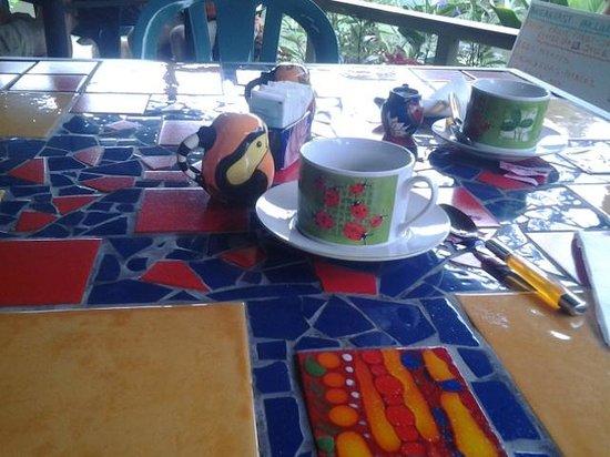 Restaurante Caballo Negro : Tableware