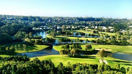 RACV Royal Pines Resort Gold Coast: Mountain View