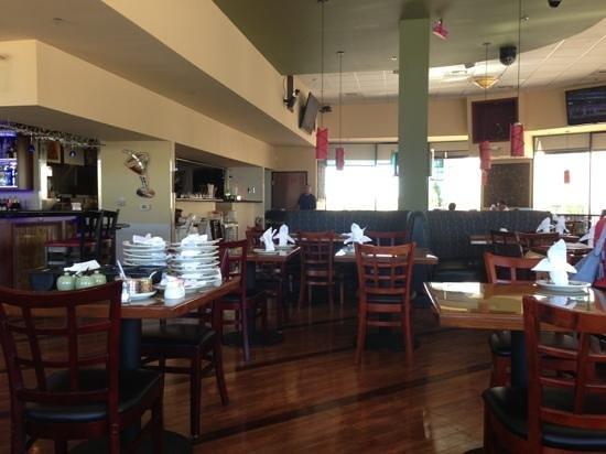 Orchid Thai Cuisine: Dining Area