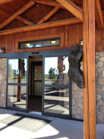Best Western Plus Kelly Inn & Suites : Entrance