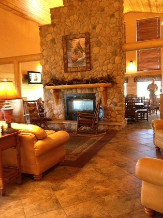 Best Western Plus Kelly Inn & Suites : Lobby