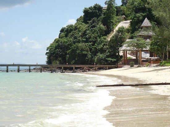 Santhiya Koh Yao Yai Resort & Spa : Beach