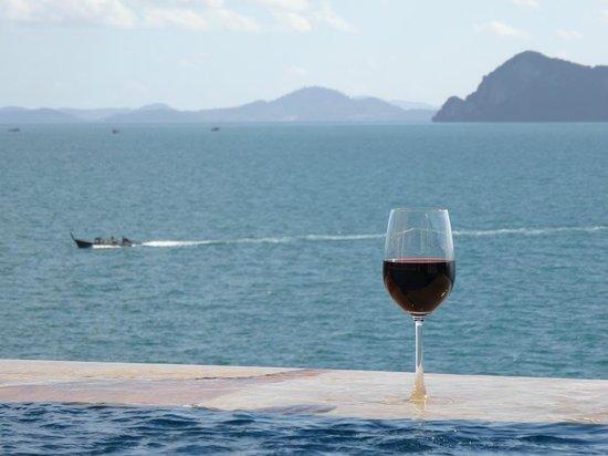 Santhiya Koh Yao Yai Resort & Spa : View from villa